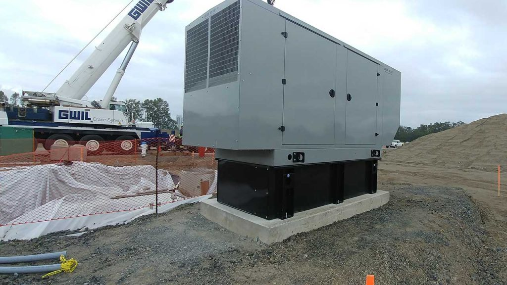 4040 Service Vault, BCH Stock# 400-0450 - AE Concrete